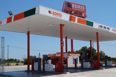 Gasolinera Apeadero Low-cost
