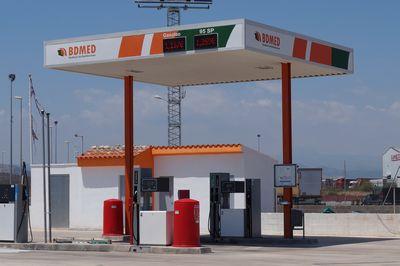 Gasolinera Almazora Low-cost