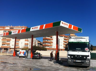 BDMED Gasolineras Low-Cost Castellón