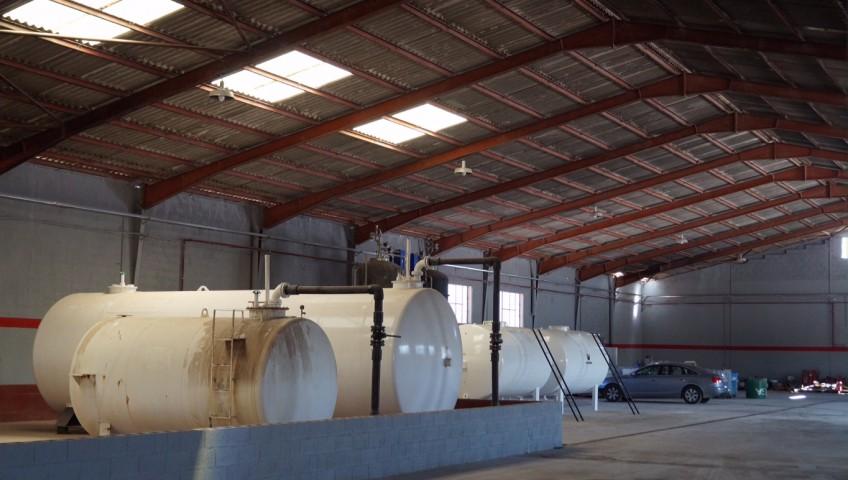 Puesta en marcha de la Columna de Destilación de BDMED