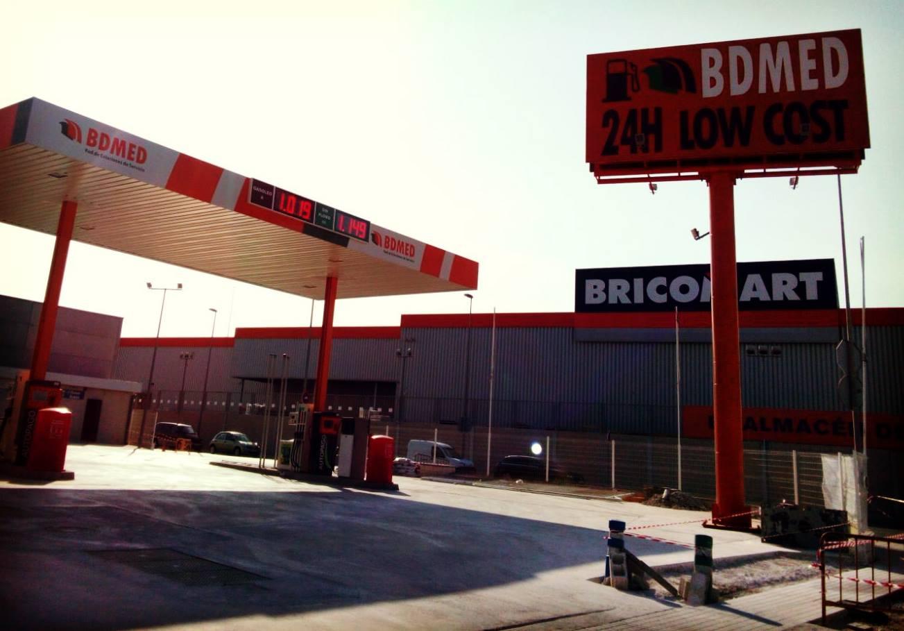 Gasolinera más barata Massanassa Valencia
