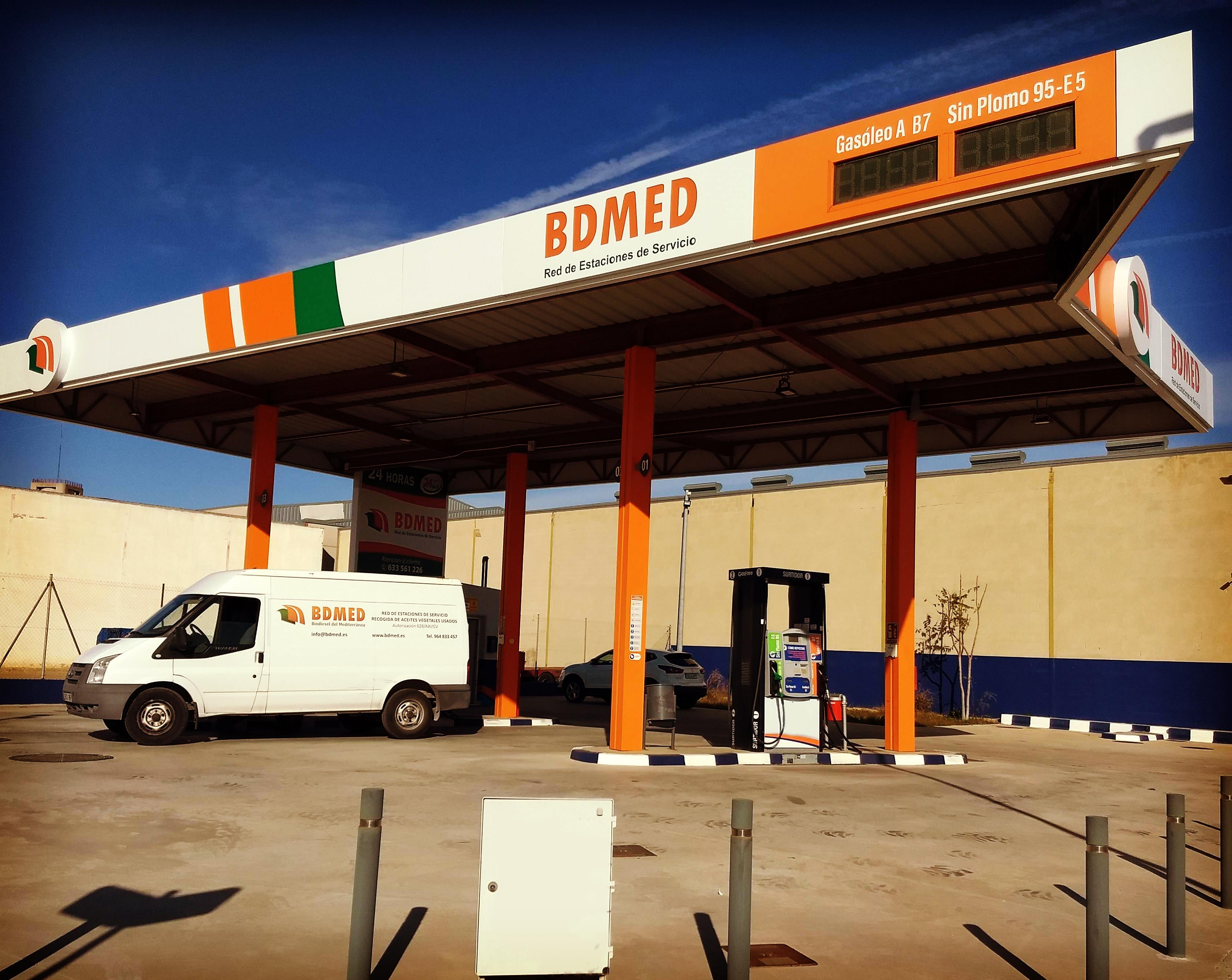 Gasolinera Catarroja Low-cost
