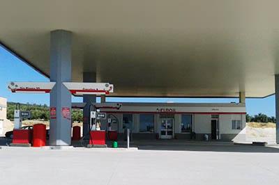 Gasolinera Euroil La Recta Low-cost