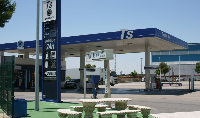 Gasolinera Totana Sur Low-cost