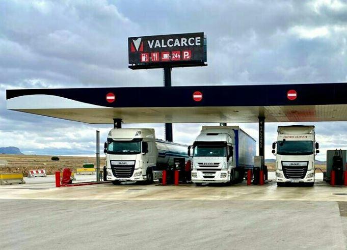 Gasolinera Valcarce La Bascula Low-cost