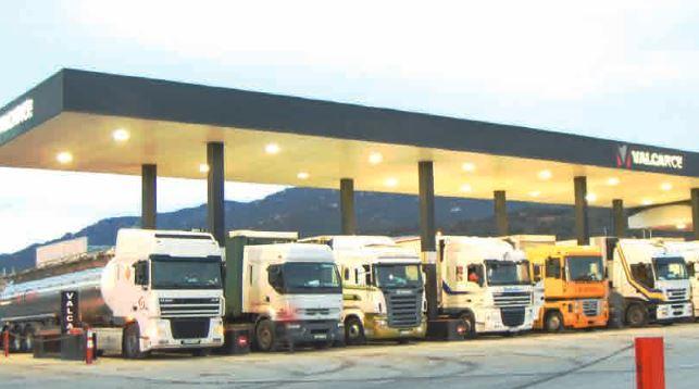 Gasolinera Valcarce Junquera Low-cost